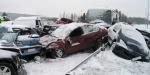 Draudikai: dėl iškritusio sniego padaugėjo avarijų, skaudžiausios – užmiestyje