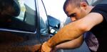 Nauja automobilių detalių vagysčių taktika: pavogti pusę automobilio