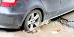 """""""If"""": didžiausia tikimybė sumaitoti automobilį duobėje – pirmosiomis atlydžio dienomis"""